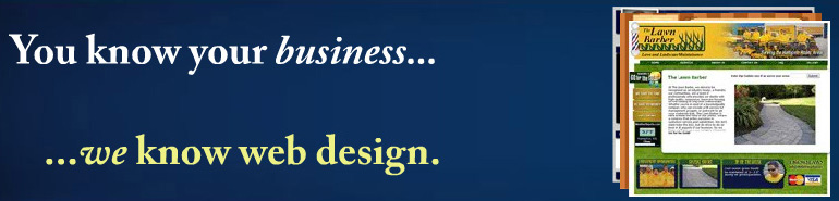 We Know Web Design
